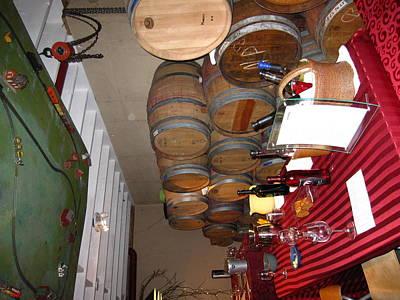 Wine Photograph - Vineyards In Va - 121225 by DC Photographer