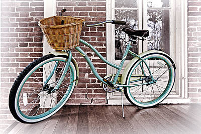 Bike Photograph - Vintage Bicycle by Marcia Colelli