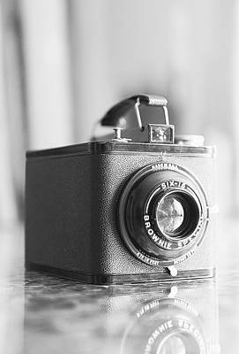 Kodak Photograph - Vintage Brownie Special Six-16 by Jon Woodhams