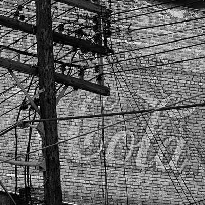 Coca-cola Sign Photograph - Vintage Coca Cola Sign 4 by Andrew Fare
