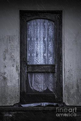 Vintage Door Print by Svetlana Sewell