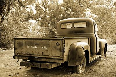 Vintage International Print by Steven Bateson