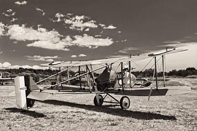 Vintage World War One 1916 Royal Aircraft F.e.8 Print by Keith Webber Jr