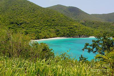 Van Dyke Photograph - Virgin Islands by Carey Chen