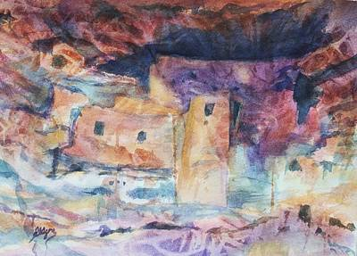 Visions Of Mesa Verde Original by Ellen Levinson