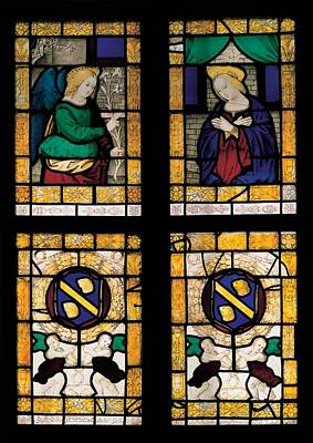 Viti Timoteo, The Annunciation Print by Everett