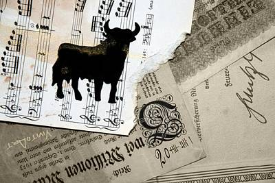 Viva La Musica Print by Angela Parszyk