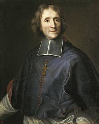 Que Photograph - Vivien, Joseph 1657-1734. Archbishop by Everett