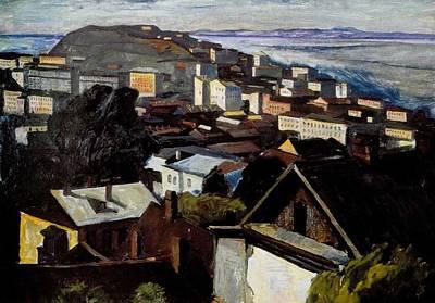 Vladivostok In 1964 Print by Jake Hartz