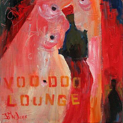 Voo Doo Lounge Print by John Dunn