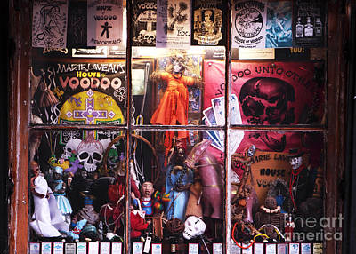 Voodoo Doll Photograph - Voodoo by John Rizzuto
