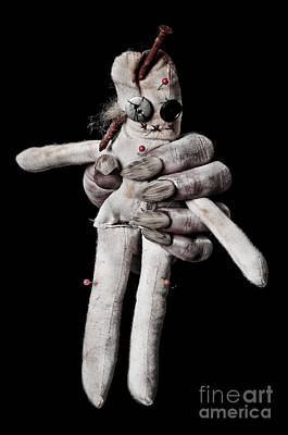 Voodoo Doll Photograph - Voodoo by Jt PhotoDesign