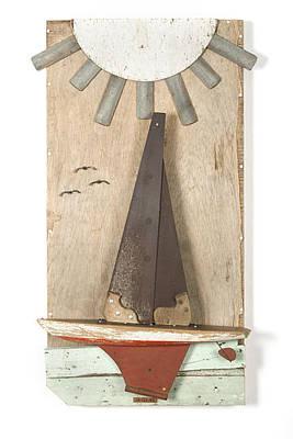 Voyage Print by Benjamin Bullins