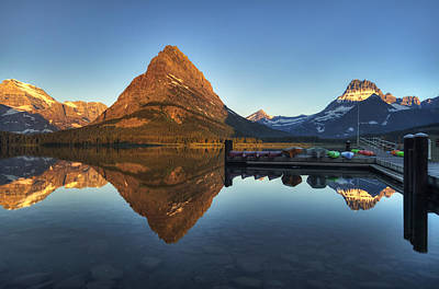 Canoe Photograph - Waiting For Launch by Mark Kiver
