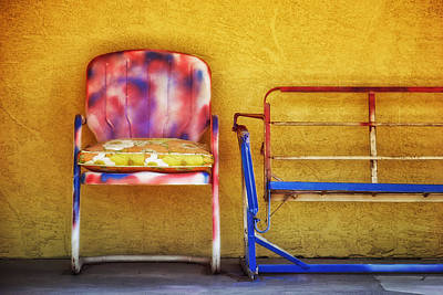 Sun Porch Photograph - Waiting For Spring by Nikolyn McDonald