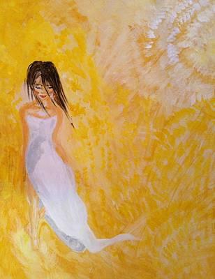 Walking On Sunshine Original by Sarah Brown