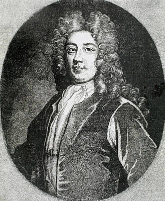 Corruption Photograph - Walpole, Sir Robert (houghton by Prisma Archivo