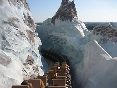 Disney Photograph - Walt Disney World Resort - Animal Kingdom - 121213 by DC Photographer