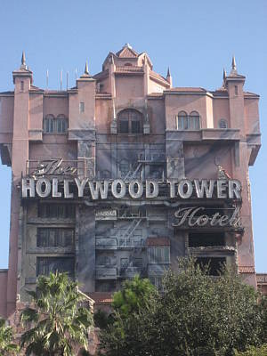 Walt Disney World Resort - Hollywood Studios - 121225 Print by DC Photographer