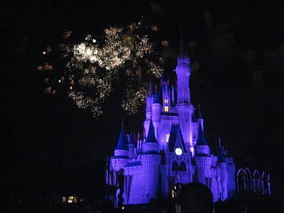 Orlando Photograph - Walt Disney World Resort - Magic Kingdom - 121243 by DC Photographer