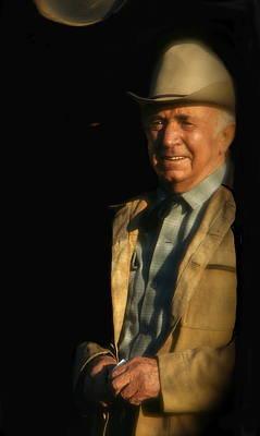 Jack Palance Photograph - Walter Brennan  Old Tucson Arizona 1971-2009 by David Lee Guss