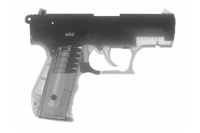 Fn Photograph - Walther P22 by Ray Gunz