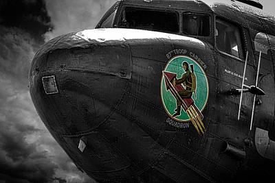Airplane Photograph - War Planes by Martin Newman