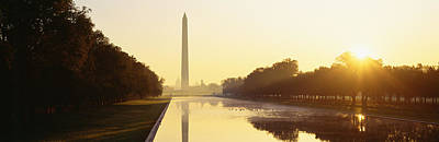 District Of Columbia Photograph - Washington Monument Washington Dc by Panoramic Images