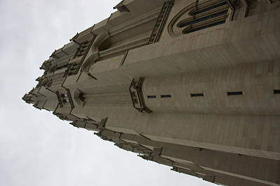 Hall Photograph - Washington National Cathedral - Washington Dc - 011352 by DC Photographer