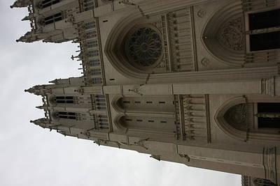 Architectural Photograph - Washington National Cathedral - Washington Dc - 011354 by DC Photographer