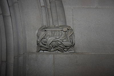 God Photograph - Washington National Cathedral - Washington Dc - 011363 by DC Photographer