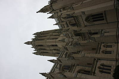 Catholic Photograph - Washington National Cathedral - Washington Dc - 011368 by DC Photographer