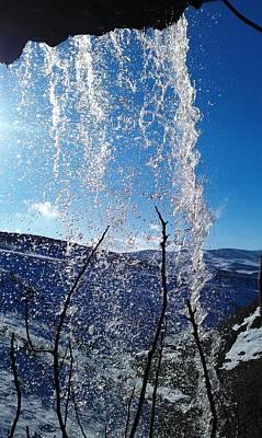 Photograph - Water Symphony by Faouzi Taleb