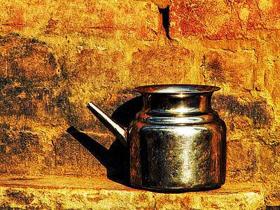 Water Vessels Photograph - Water Vessel by Prakash Ghai