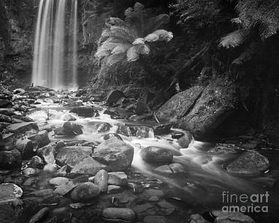 Australia Photograph - Waterfall 10 by Colin and Linda McKie