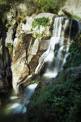 Waterfall I Print by Marco Oliveira