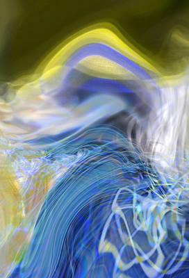 Wave Theory Print by Richard Thomas