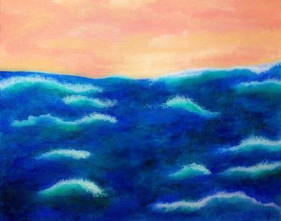 Waves Original by Elizabeth Sullivan