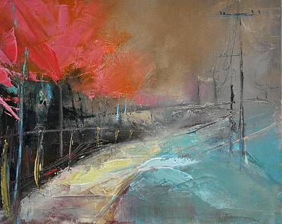 Way Home Ix Print by David Figielek