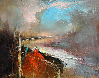 Way Home Vii Print by David Figielek