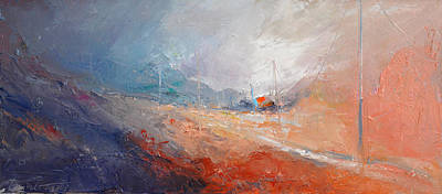 Way Home Viii Print by David Figielek