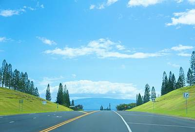 Paradise Road Photograph - Way To Paradise by Art Spectrum