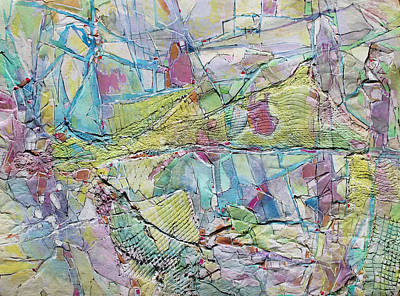 Web Of Life Painting - Web Of Life by Hari Thomas