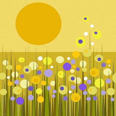 Weeds Original by Val Arie