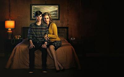 Welcome To Bates Motel Print by Movie Poster Prints
