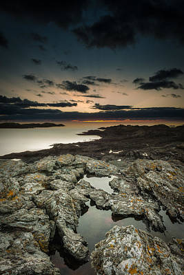 Welsh Seascape Print by Andy Astbury