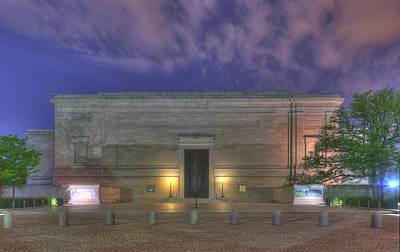 Gallery Photograph - West Gallery Of Art - Washington Dc - 01131 by DC Photographer