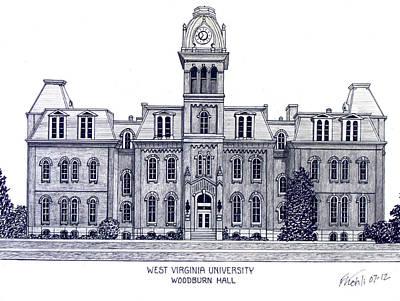 West Virginia Print by Frederic Kohli