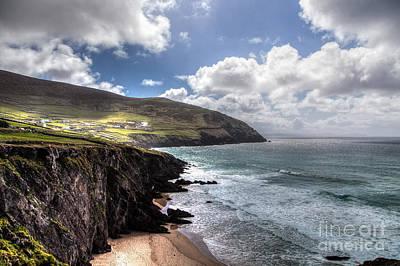 Western Coast Of Ireland Print by Juergen Klust