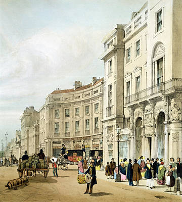 Western Side Of John Nashs Extended Print by Thomas Shotter Boys